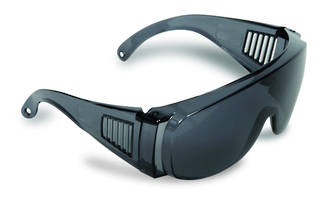 Vispec Smoke Safety Specs Anti-Scratch/UV