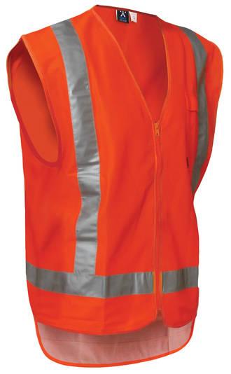 Hi Viz Safety Vest Day Night S-8XL