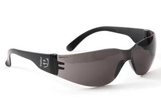 Magnum Smoke Lens Safety Specs Anti-fog/UV