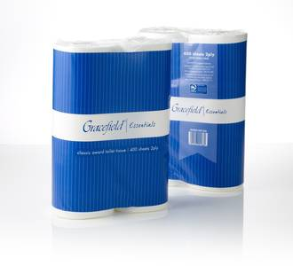 Toilet Paper Award 2 Ply Ctn of 36 rolls (SI Only)