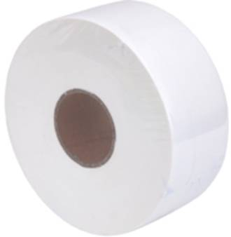 Toilet Paper Jumbo Pacific 1 Ply Ctn of 8 rolls