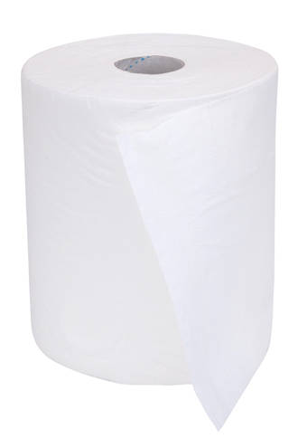 Paper Towel Pacific Centrefeed White 1 Ply 22cmx300m Ctn of 6