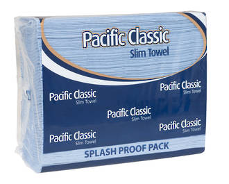 Paper Towel Interfold Pacific Blue Ctn of 4000