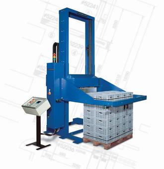 RO-MS-4-H Automatic Horizontal Strapping Machine