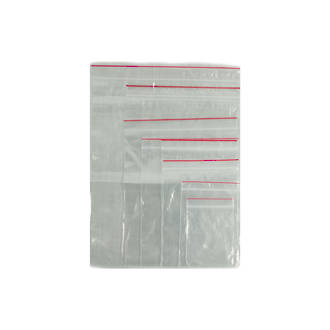 Resealable Bag HD 70Mu 155x230 Pkt 500