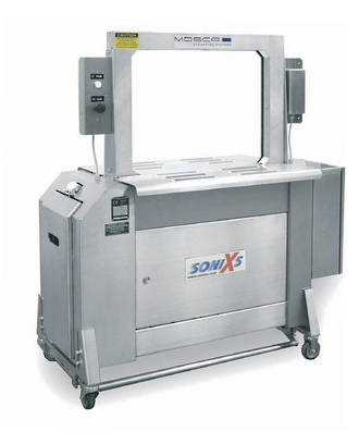 SONIXS EVOLUTION Automatic Strapping Machine