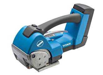 PET Tool (Battery)  TITAN TA450 Heavy Duty 16-19mm