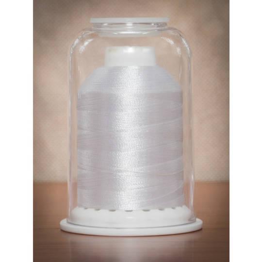 Hemingworth Thread - 1000m - Pure White 1001