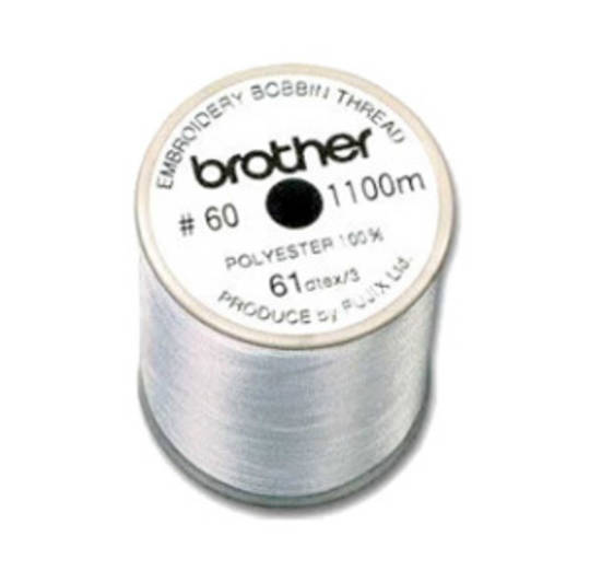 60# White Bobbin Thread