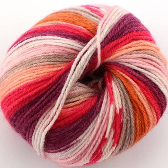 Knitcol Multi Coloured Yarns