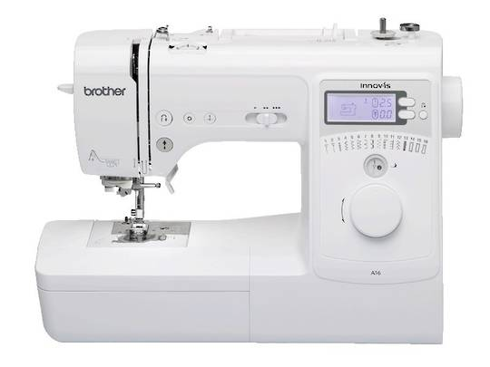 A16 Electronic Sewing Machine