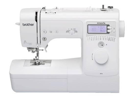 A16 Electronic Sewing Machine