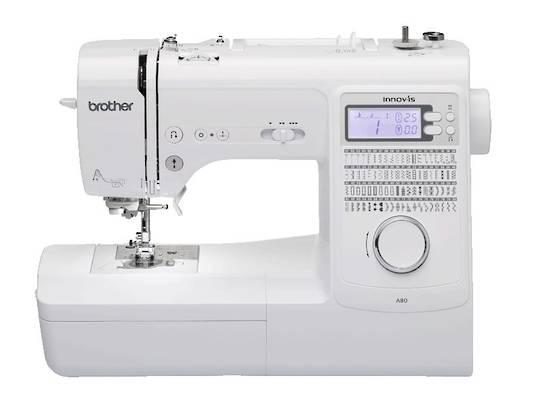 A80 Electronic Sewing Machine