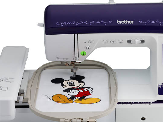 NQ3500D Disney Sewing and Embroidery Machine