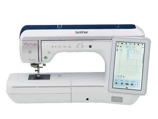 Stellaire XJ1 Sewing Quilting and Embroidery Machine