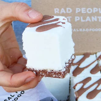 KETO Bounty Bars - Real Rad Food