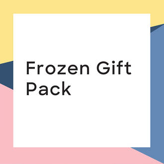 Frozen Gift Meal Pack
