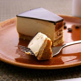Kahlua & Hazelnut Cheesecake