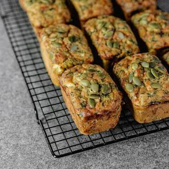 Spinach and Feta Loaves 4pc