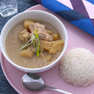 Thai Chicken Green Curry