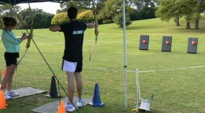 Team Building Archery 11
