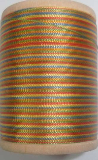 400 yd. Gudebrod Wrapping Thread Multi colour - $9.99 ea.