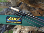 ADG Titan Fly Rod 9' 5/6 wt.