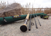 ADG Titan Fly Rod 9' 7/8 wt.