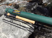 ADG Titan Fly Rod 9' 9/10 wt.