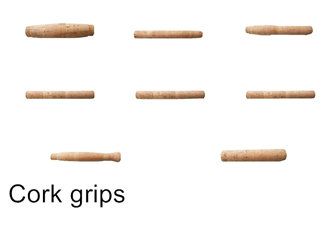 Grips eva and cork finished(copy)