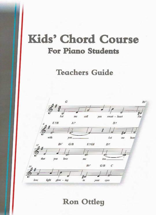 Kids' Chord Course Teachers Guide