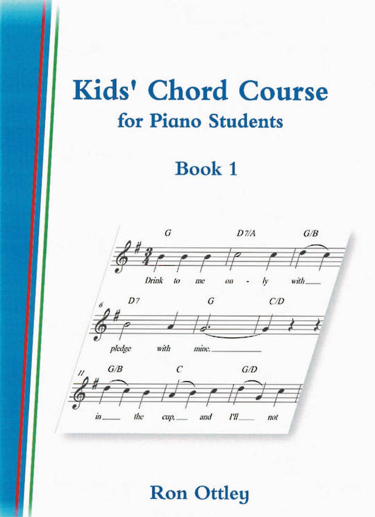 Kids' Chord Course Book 1
