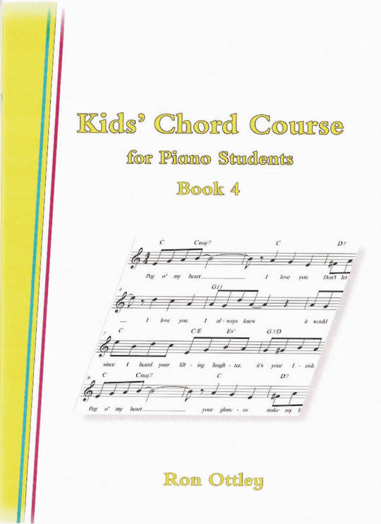 Kids' Chord Course Book 4