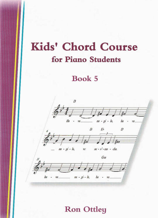 Kids' Chord Course Book 5