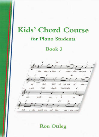 Kids' Chord Course Book 3