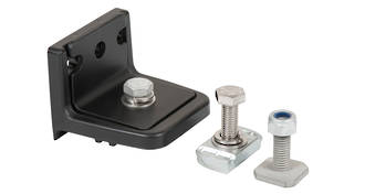 Rhino-Rack Sunseeker - Euro Bar Bracket Kit (1 Mount)