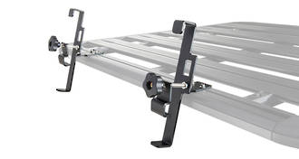 Rhino-Rack Aluminium Folding Ladder Bracket