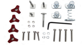 Prorack SP010 - PR3064/PR3066 Fit Kit