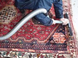 Rug cleaning Extraction