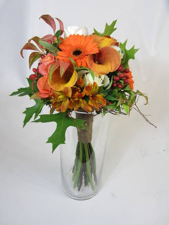 Bridal Bouquet: Autumn