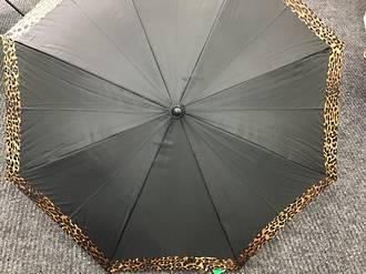 Cheetah Border Umbrella