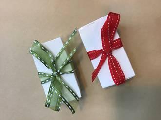 Christmas White Box