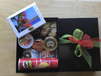 Savory Nibbles Gift hamper