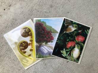 NZ Artist Cards