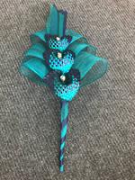 Blue Flax Arrangement