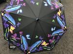 Moonlight Butterflies Umbrella