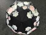 Vintage Roses Umbrella