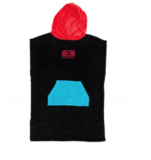 Youth Hooded Poncho Towel