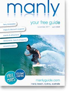 Manly surf guide