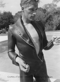 early bradner wetsuit